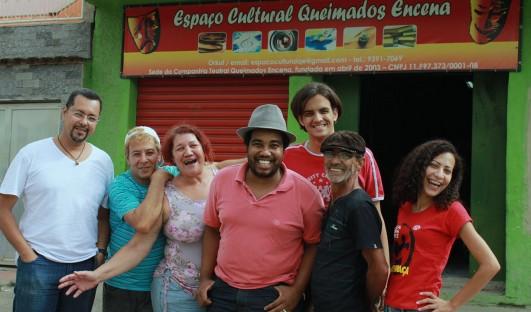 Companhia Teatral Queimados Encena (The Theater Group of Queimadados)