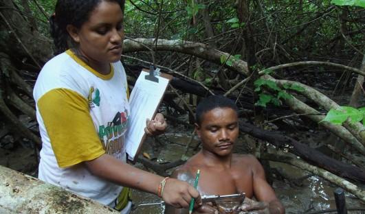 Grupo Ação Ecológica - Novos Curupiras (Ecological Action - New Curupiras)