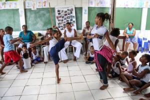 BrazilFoundation CRECHE ESCOLA FUTURA GERAÇÃO Salvador Criança Children Daycare ONG