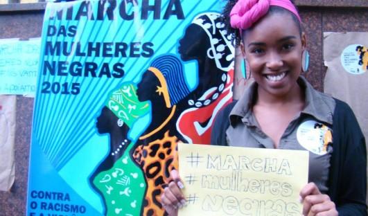 BrazilFoundation N'ZINGA Belo Horizonte Mulheres Racismo Violencia Negras ONG Women Violence