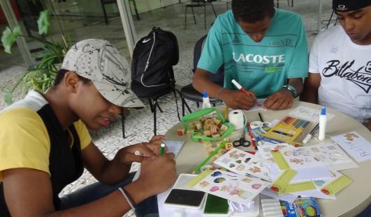 BrazilFoundation FAZENDO HISTÓRIA São Paulo Crianças Adolescentes ONG Acolhimento Children Teenagers