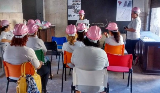 BrazilFoundation Mulher em Construção Porto Alegre Contrução Civil Obras ONG Construction work