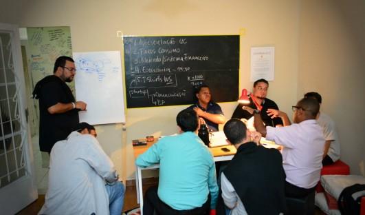 BrazilFoundation Universidade da Correria Centro de Inovação Popular – CDHA Rio de Janeiro ONG UniCorre