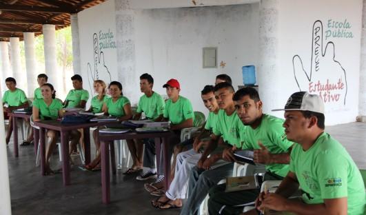 BrazilFoundation CAROÁ ADEL Pentecoste Ceará Agricultura Famliar Cooperativa ONG Co-op Rural farms