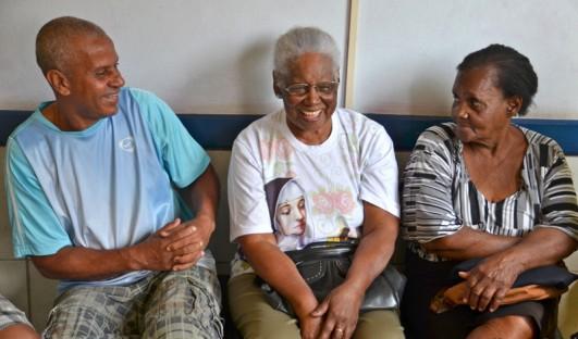 BrazilFoundation Casa de Santa Ana Rio de Janeiro Cidade de Deus Cuidadores Idosos ONG Curso Caregivers Elderly