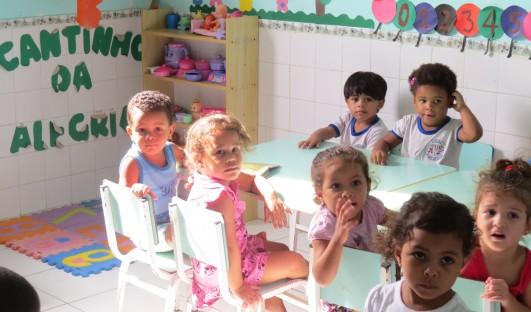 BrazilFoundation Casa da Árvore Creches Rio de Janeiro Daycares Center ONG