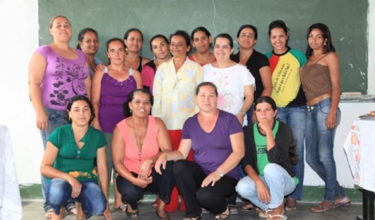 BrazilFoundation Lagoa da Boa Vista Women for Women Seabra Bahia Frutas Renda ONG Fruits Mulheres
