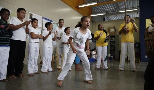 BrazilFoundation Filhos da Corrente Paralheiros São Paulo Capoeira ONG