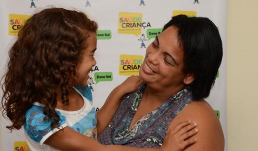 BrazilFoundation Open House Saúde Criança Responder Rio de Janeiro ONG Projeto Social Saúde da criança família