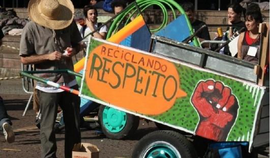 BrazilFoundation Pimp My Carroça São Paulo Catadores ONG Colectors Environmental agents