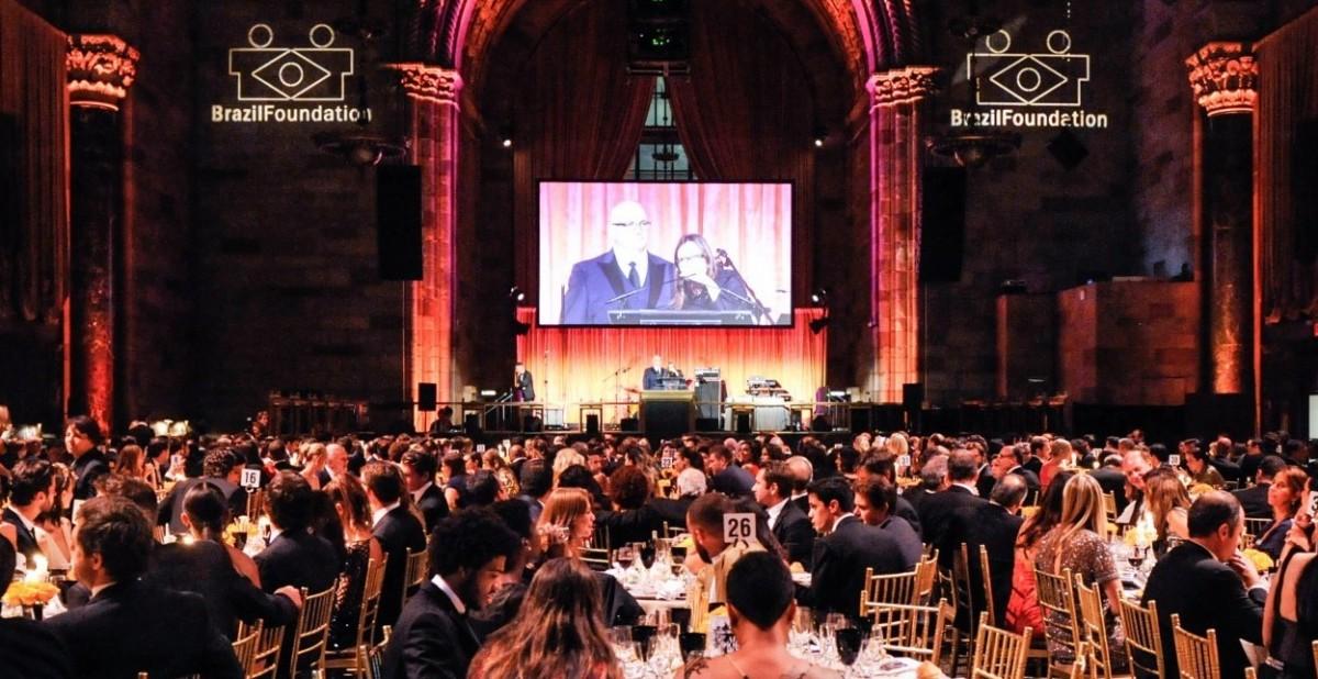 XIII BRAZILFOUNDATION Gala New York
