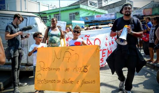 Coletivo Papo Reto BrazilFoundation Edital 2016 Complexo do Alemão e Penha Rio de Janeiro segurança comunicação comunidade
