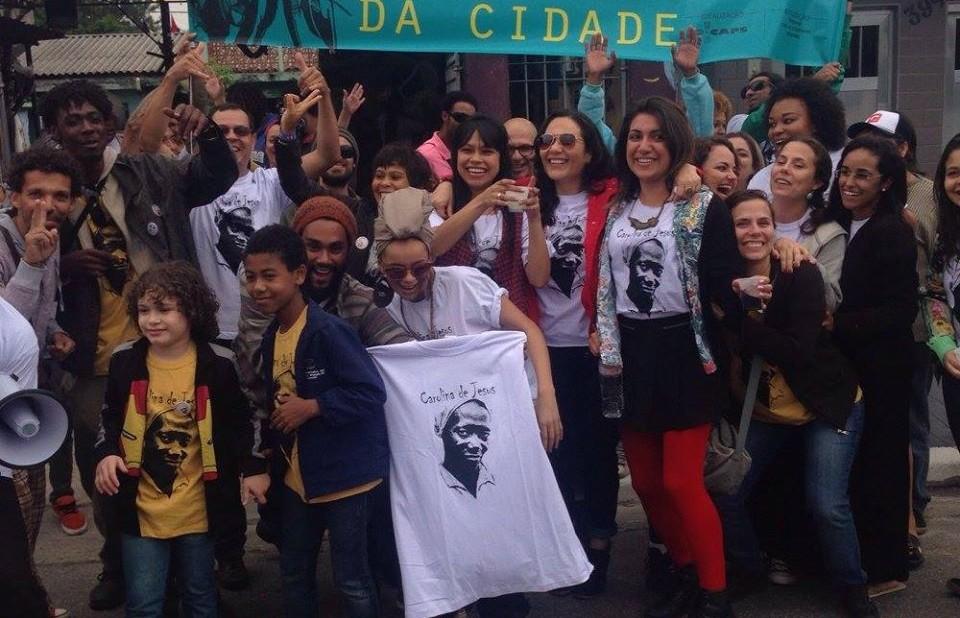 1ª Stop: Sarau Clamarte, Sítio Carolina Maria de Jesus (Parelheiros).  Foto: Alessandra Silveira