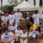 Associação Filhos da Corrente esteve presente no evento. Foto: Filhos da Corrente