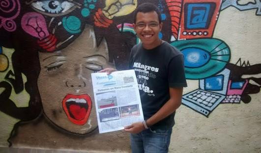 BrazilFoundation GRUPO COMUNITÁRIO VOZES DA VILA PRUDENTE São Paulo Jornal ONG Projeto Social Social Project