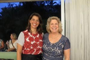 Gisele Birman e Karen Lassner
