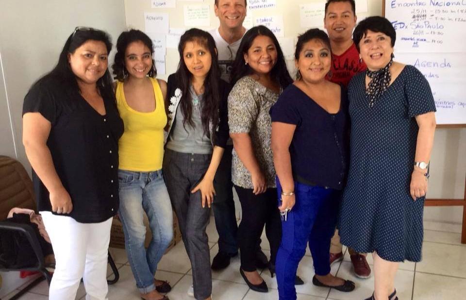 BrazilFoundation ASSOCIAÇÃO ALIANÇA EMPREENDEDORA São Paulo ONG Projeto Social Social Project Imigrantes Oficinas