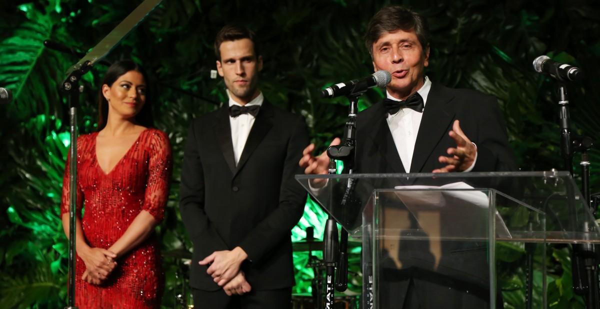 Carol Castro, Pedro Andrade, & Marcio Selles