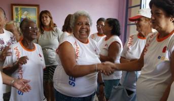 BrazilFoundation Casa de Santa Ana Mulheres Idosas ONG Projeto Social Social Project