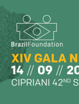 XIV BrazilFoundation Gala NY 2016