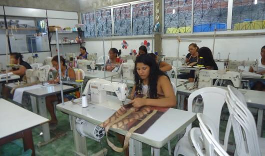 BrazilFoundation Banco Palmas Elas Emancupadas microcrédito Fortaleza Ceará ONG Projeto Social Social Project