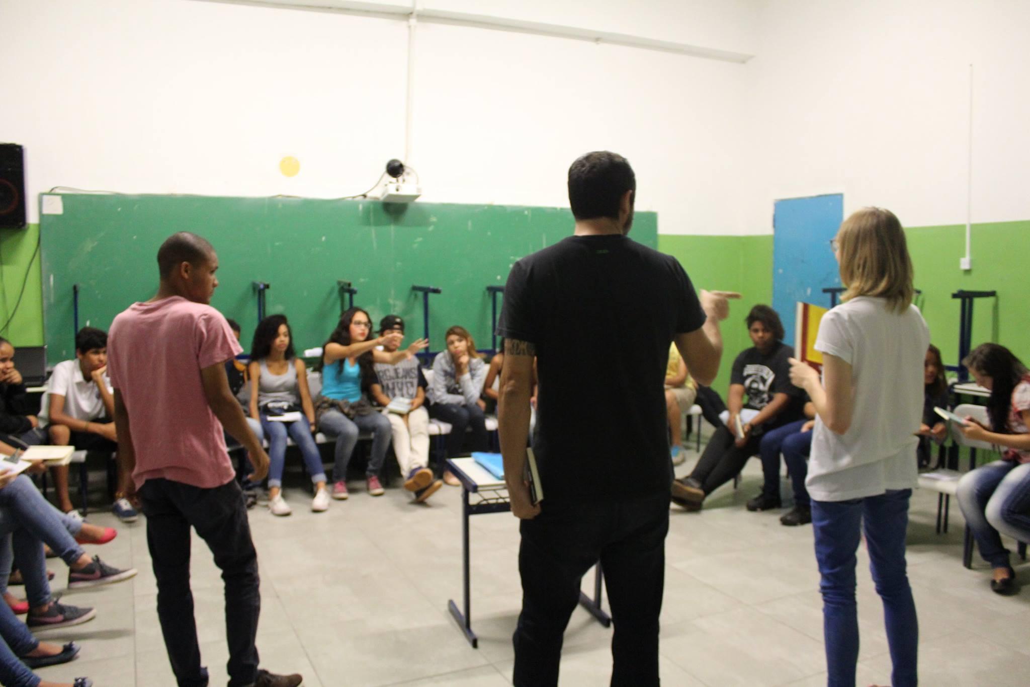 Núcleo de Jovens Políticos BrazilFoundation Outra Parada Premio de Inovação