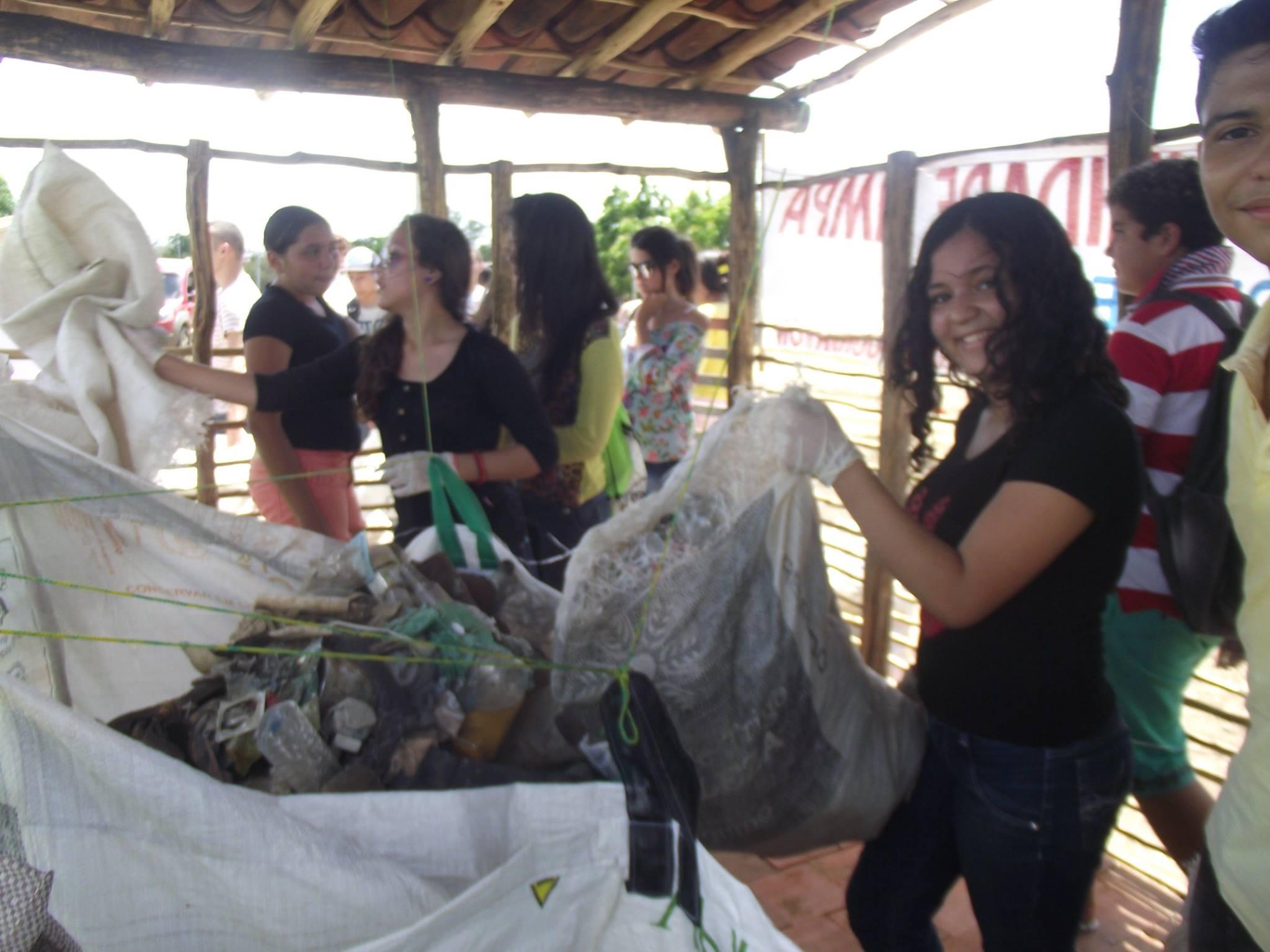 Comunidade Limpa BrazilFoundation Outra Parada Premio de Inovação