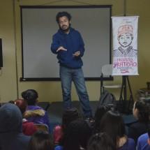 Projeto Gratidão – Poeta Márcio Ricardo BrazilFoundation Outra Parada Premio de Inovação