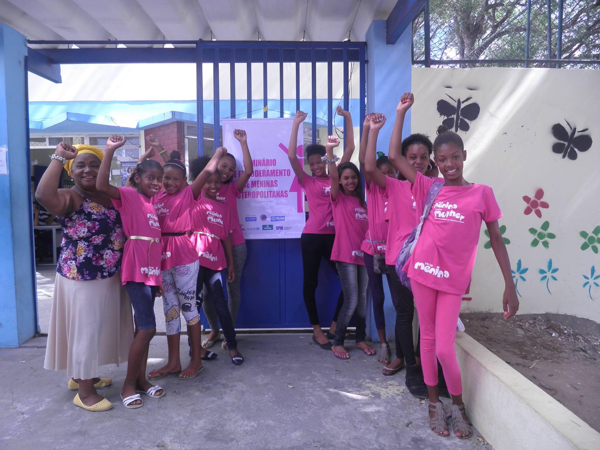 Fortalecendo cidadania: Menina, Mulher Liderança e Ação BrazilFoundation Outra Parada Premio de Inovação