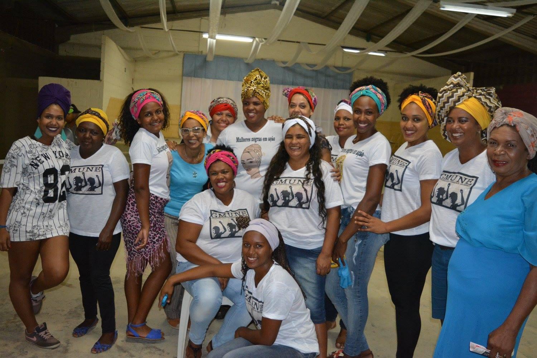 Grupo Mulheres Negras – Tia Eva – Gmune BrazilFoundation Outra Parada Premio de Inovação