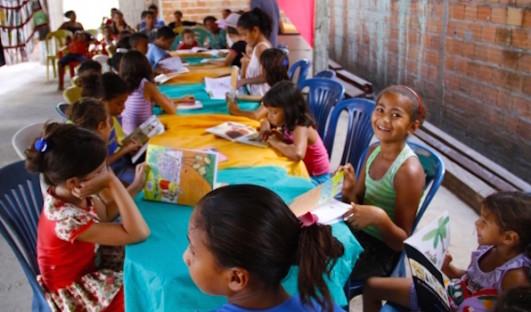 Centro Popular de Cultura e Desenvolvimento BrazilFoundation Edital 2016 São Paulo Educação Crianças Comunidade ONG Projeto Social Social Project