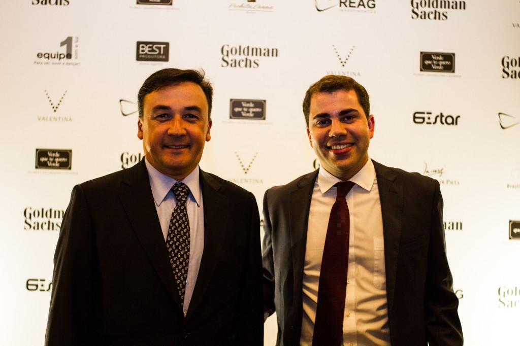Daniel Prado, Goldman Sachs, BrazilFoundation Jantar para Minas Gerais, Belo Horizonte