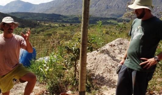 EcoVIDA São Miguel BrazilFoundation Edital 2016 São Gonçalo do Rio das Pedras Vale do Jequitinhonha Agroecologia Permacultura Recuperação de ecossistemas ONG