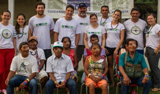 Expedicionários da Saúde - EDS BrazilFoundation Selecionados Edital 2016 Amazonas Comunidade Indígena Acesso a Saúde ONG