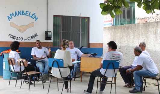 Fameja BrazilFoundation Team Rio FEDERAÇÃO DAS ASSOCIAÇÕES DE MORADORES URBANOS E RURAIS DO MUNICÍPIO DE JAPERI ONG Projeto Social Japeri Rio de Janeiro Direitos Humanos Human Rights