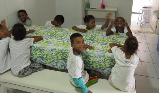 Instituto Constelação BrazilFoundation Edital 2016 Recife Reforma de Casas ONG Projeto Social Social Project Crianças Moradia Precária
