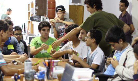 Laboratório Brasileiro de Cultura Digital BrazilFoundation Edital 2016 São Paulo tecnologia participação política Residência Hacker