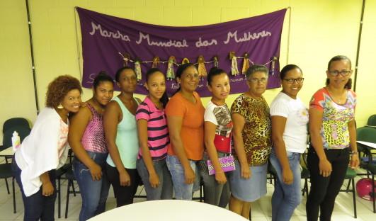 Movimento de Mulheres Trabalhadoras Rurais da Região Semiárida da Bahia Jovens Mulheres Rurais BrazilFoundation Edital 2016 ONG Projeto Social Serrinha Bahia cidadania decisões públicas