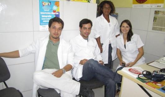 Rede Postinho BrazilFoundation Team Rio REDE POSTINHO DE SAÚDE ORGANIZAÇÃO DE SAÚDE PREVENTIVA MULTIDISCIPLINAR SOCIAL ONG Projeto Social Rio de Janeiro Saúde da Mulher