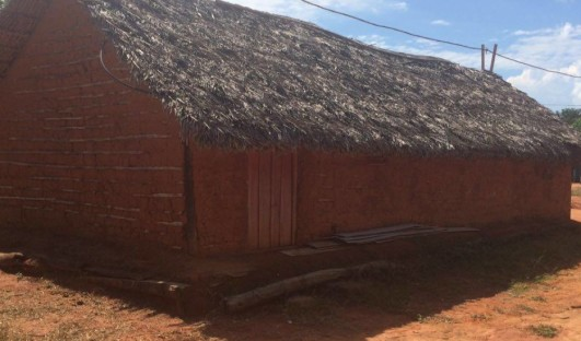Associação dos Pequenos Produtores Rurais São José do Baixio BrazilFoundation Edital 2016 ONG Projeto social Barra do Mugres Mato Grosso produção farinha de mandioca quiliombolas