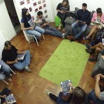 Luther King + Voz das Comunidades Arranjo Colaborativo BrazilFoundation