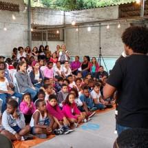 MostrArte BrazilFoundation Outra Parada Prêmio de Inovação Comunitária 2016