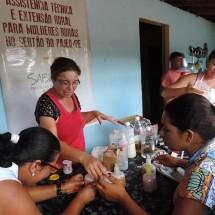 Mulheres Caatingueiras BrazilFoundation Outra Parada Prêmio de Inovação Comunitária 2016