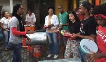 BrazilFoundation Grota + Quabales Arranjo Colaborativo Niteroi Rio de Janeiro ONG Projeto Social Música Formação Musical