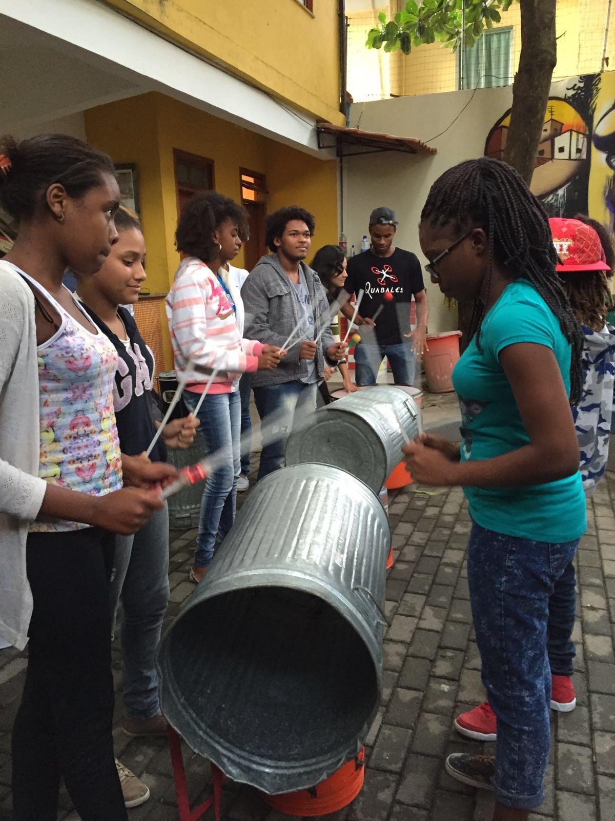 BrazilFoundation Grota + Quabales Arranjo Colaborativo