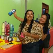 Sala de Costura BrazilFoundation Outra Parada Prêmio de Inovação Comunitária 2016