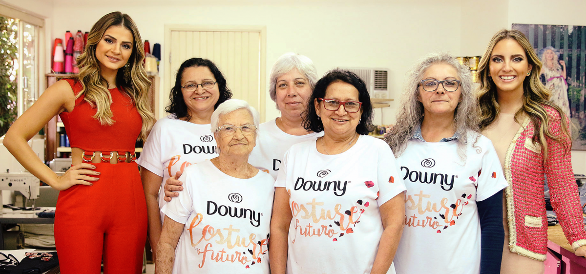 Downy Women's Fund BrazilFoundation