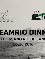 TeamRio Benefit Dinner BrazilFoundation