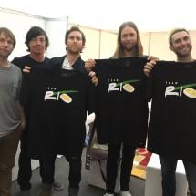 BrazilFoundation TeamRio Maroon 5