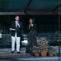 BrazilFoundation TeamRio Benefit Dinner Bruno Astuto e Gloria Maria
